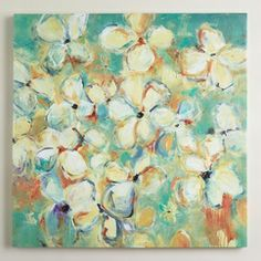 """Floral Medley"" by Lisa Ridgers at Deciture.com"