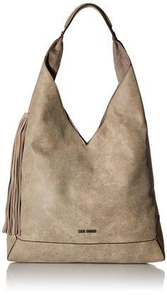 962c416d3a Amazon.com  Steve Madden Women s Bbaileyy Hobo Smi-1245 Tan Hobo  Shoes