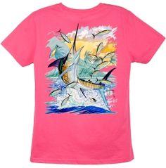 Guy Harvey Women's Island Marlin T-Shirt - Dick's Sporting Goods
