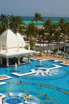 RUI Palace Aruba - All-inclusive resort featuring 5 restaurants, 5 bars including one swim-up
