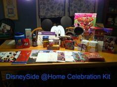 I'm Hosting a Show Your Disney Side Party!