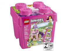 LEGO Juniors Castelo de Princesas 150 Peças - 10668