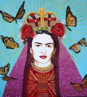 Frida as La Madre
