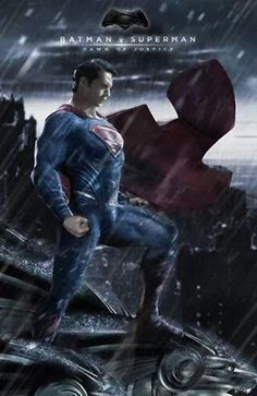 Superman Fan made Batman v Superman: Dawn of Justice