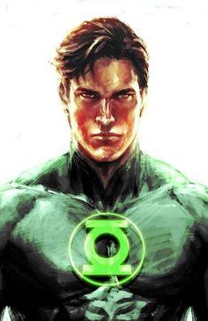Lanterna Verde …