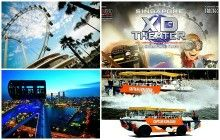 S$38.00 - Only $38 For Singapore Flyer   Journey of Dreams   Captain Explorer DUKW Tour   Latest 6D XD Ride Theater Experience!. | www.Coupark.com - All Best Discount Deals in Singapore