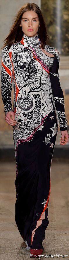 Emilio Pucci Collections Fall Winter 2015-16.               G