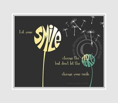 PRINTABLE Art Quote Inspirational Typography by dimensionsofwonder, $7.99