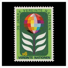 United Nations Postage Stamps – Part 2 Postage Stamp Design, Love Stamps, Vintage Stamps, Small Art, Letter Art, My Stamp, Stamp Collecting, Graphic, Culture