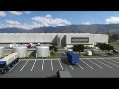 Centro Nacional de Distribucion UNILEVER | Conconcreto