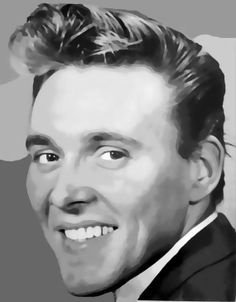 Super Billy Fury Pop Art Paint By Number Kit by NumberedArt, £29.99