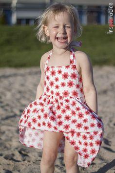Eryn's dress
