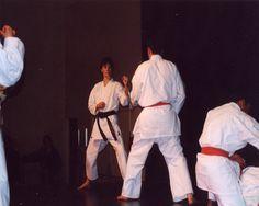 Combat de karaté (randori)