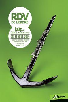 Festival RDV de l'Erdre. Du 28 au 31 août 2014 à Nort-sur-Erdre.