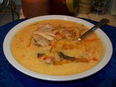 28 NAPOS és 1200 KALÓRIÁS DIÉTA RECEPTJEI - Egyszerűen, gyorsan, jót! Keto Recipes, Healthy Recipes, Kfc, Cheeseburger Chowder, Thai Red Curry, Food And Drink, Soup, Mint, Weight Loss