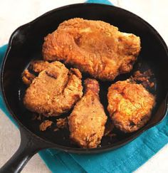 Recipe: The Ultimate Fried Chicken | WWOZ New Orleans 90.7 FM