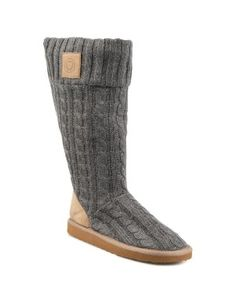 Food, Home, Clothing & General Merchandise available online! Knit Boots, Slipper Boots, Bearpaw Boots, Winter Boots, Slippers, Socks, Knitting, Clothing, Food