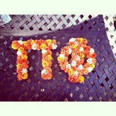 Floral Pi Beta Phi! #piphi #pibetaphi