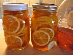 The Hidden Pantry: Food in Jars