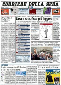 Il Corriere della Sera (16-06-13)
