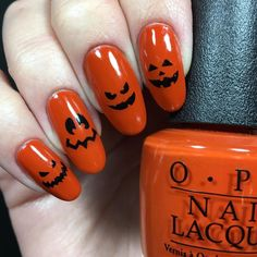 Pumpkin Faces Stencils for Nails, Halloween Nail Stickers, Nail Art, Nail Vinyls Holloween Nails, Halloween Acrylic Nails, Cute Halloween Nails, Halloween Nail Designs, Best Acrylic Nails, Holiday Nail Designs, Acrylic Set, Manicure, Diy Nails