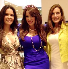 Dress for Success Event at Nieman Marcus, Bal Harbour Dr Kerent Sierra, Susan Heil and Patricia Delinois