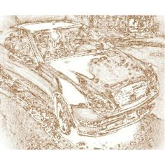 Mercedes | #Dubox #Cars #Mercedes #Ogonila #DigitalArt #Sureal #LightBrown