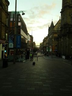 Glasgow, Scotland (It amazes me that I stood there and was able to see this)