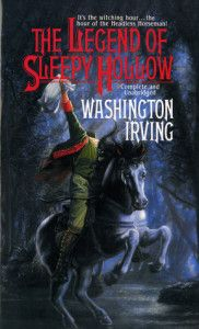 Fox's supernatural drama Sleepy Hollow is loosely based on the Legend of Sleepy Hollow, a Halloween short story about a headless horseman written in 1820 by Washington Irving. Sleepy Hollow Book, Sleepy Hollow New York, Legend Of Sleepy Hollow, Headless Horseman, Tall Tales, Ghost Hunting, Ghost Stories, Scary Stories, Book Authors