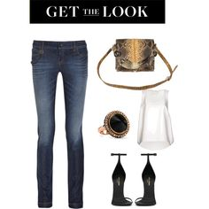 """""""Simple & Chic"""" by freedom24 on Polyvore"""