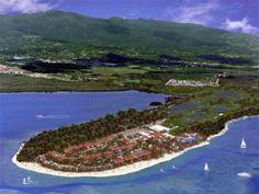 Hotel Sol Melia Paradisus en la Peninsula de Coco Beach.