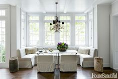 A New Nashville House With an Old Soul. Designer Jeannette Whitson used old stone, rustic woods, and a moody palette.