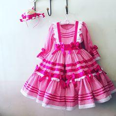 Vestido junino Rosinha