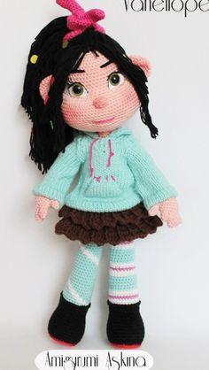 Cómo crochet lápiz con los dedos de una muñeca (1) (387x686, 180Kb)