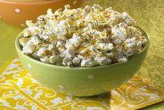 Dilly Lemon Munch Popcorn - Joy of Kosher