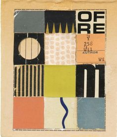 Collage, Melinda Tidwell, 'patch quilt 02' | Book parts, glue on paper.