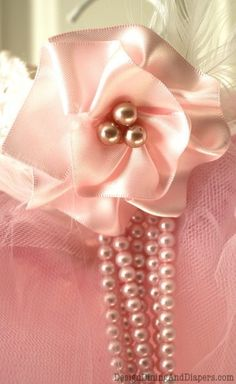 3f747a32835 Pink Tutu for Baby Girl by Design, Dining + Diapers Diy Crafts For Girls,