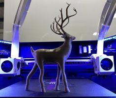 3D Printed Reindeer - Thingiverse (@thingiverse) | Twitter
