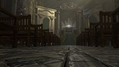 cathedral interior model_3