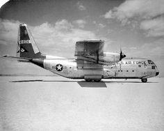 Lockheed : C-130A : Hercules