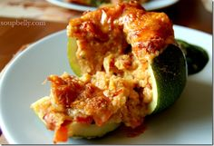 ... baked eggs eight ball zucchini with eggs baked inside recipes dishmaps