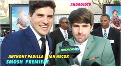 Smosh is a web-based comedy duo consisting of two friends Ian Andrew Hecox and Anthony Padilla and it all started with Padilla when he built a website in 2002, smosh.com and started posting flash animations. Later his friend Ian Hecox joined him. #AndroidTV