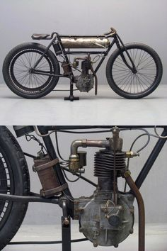 1904 330cc Peugeot Racer from Yesterdays. Another fantastic pre-war #motorcycle and a board track racer.
