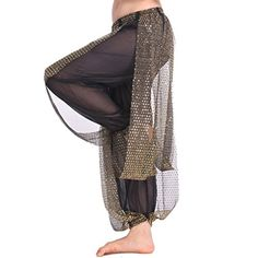 MUNAFIE Belly Dance Harem Pants Arabic Halloween Lantern shiny Pants Fancy Pants - best woman's fashion products designed to provide Belly Dance Outfit, Tribal Belly Dance, Belly Dance Costumes, Dance Pants, Harem Pants, Trousers, Dance Outfits, Dance Dresses, Belly Dance Lessons