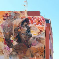Juxtapoz Magazine - Pichi and Avo: Street Art Meets Renaissance