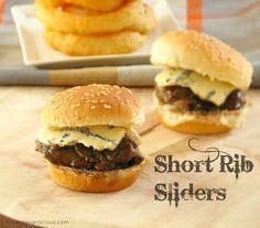 Short Rib Sliders