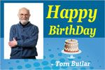 Wish happy birthday to your grand father by printing best birthday thought on birthday banner with his photo. Go online for this birthday banner at www.bannerbuzz.ca online store for banner printing in Canada.