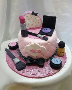 Cake cosmetic