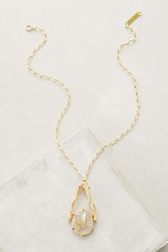 Chrysopeleia Necklace - #anthroregistry