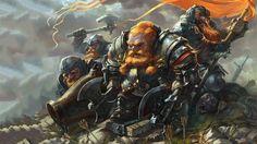 Berserker Dwarfs Wallpapers - http://hdwallpapersf.com/berserker-dwarfs-wallpapers
